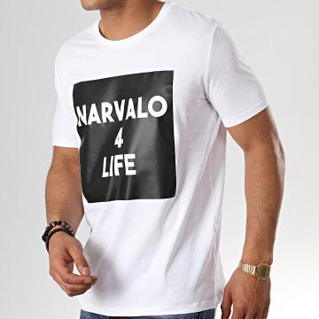 Tee Shirt Narvalo 4 Life Blanc