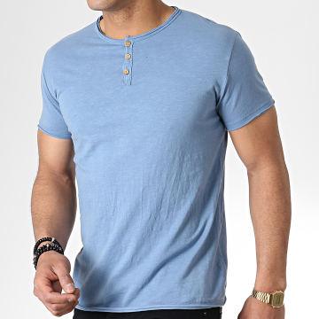 MTX - Tee Shirt TM0119 Bleu Clair