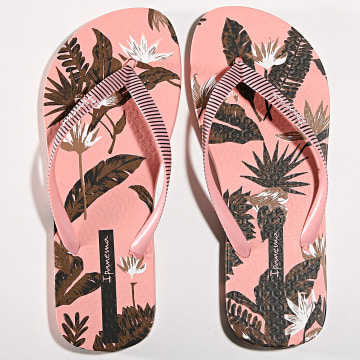 Tongs Femme I Love Tropical 26284 Rose Floral