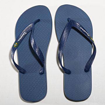 Tongs Classic Brasil 80415 Bleu Marine