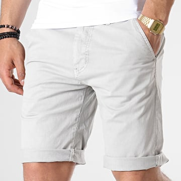 Short Chino WW-5280 Gris Clair