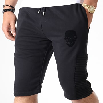 Short Jogging Skull Noir