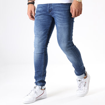 Jean Skinny TH37522 Bleu Denim