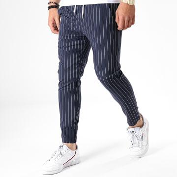 Pantalon 91498 Bleu Marine