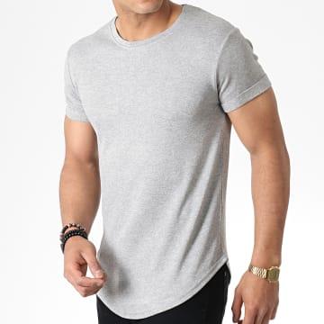 Frilivin - Tee Shirt Oversize 7241 Gris