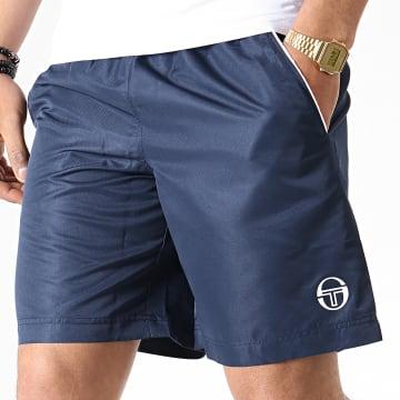 Sergio Tacchini - Short Jogging Rob 017 37383 Bleu Marine