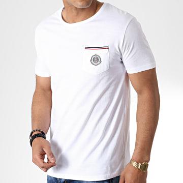 Tee Shirt Poche Milkeli Blanc
