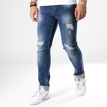 Jean Slim 6917 Bleu Denim