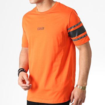 HUGO by Hugo Boss - Tee Shirt Reverse Logo Durned-U6 50410898 Orange
