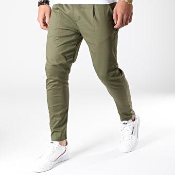 Uniplay - Pantalon PU903 Vert Kaki
