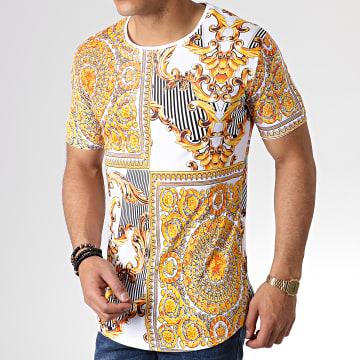 Tee Shirt Oversize Renaissance HNF001 Blanc