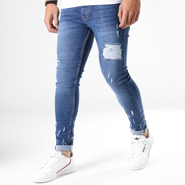 Jean Slim 4313 Bleu Denim