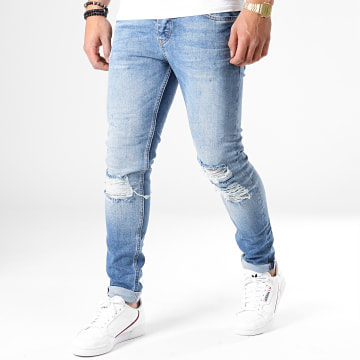 Jean Slim 4189 Bleu Denim