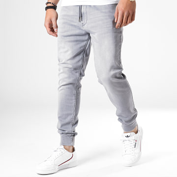 Reell Jeans - Jean Jogger Reflex Tapered Gris