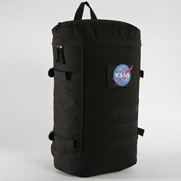 NASA - Sac A Dos Velcro Noir
