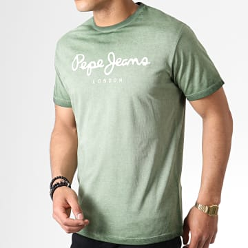 Tee Shirt West Sir Vert PM504032 Kaki