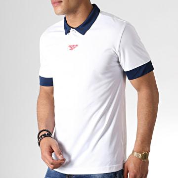 Reebok - Tee Shirt De Sport Classic Football FI2887 Blanc