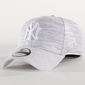 Casquette 9Forty Engineered Fit New York Yankees Gris Chiné