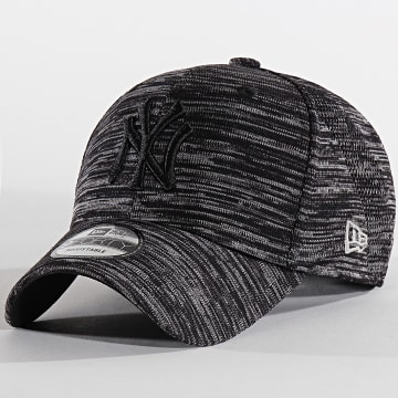 Casquette 9Forty Engineered Fit New York Yankees Noir Chiné