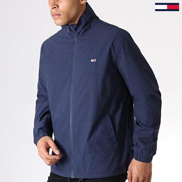 Tommy Jeans - Veste Zippée Novelty 6488 Bleu Marine