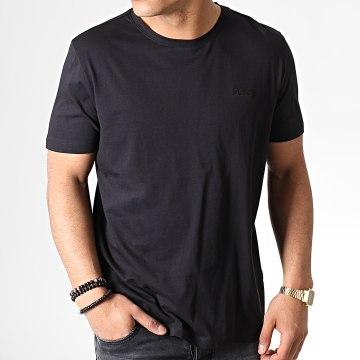 HUGO by Hugo Boss - Tee Shirt Reverse Logo Dero193 50413163 Noir