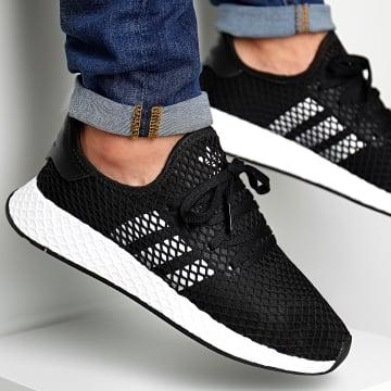 Baskets Deerupt BD7890 Core Black Footwear White