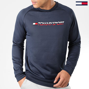 Sweat Crewneck Knit 0141 Bleu Marine