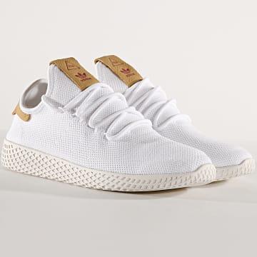 Adidas Originals - Baskets Tennis Hu D96444 Footwear White Rawsan