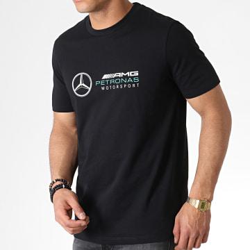 AMG Mercedes - Tee Shirt 141181012 Noir