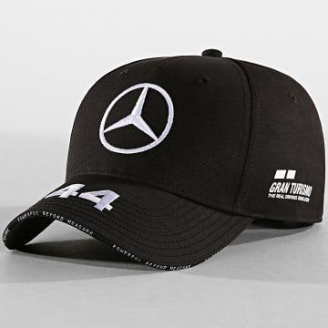 AMG Mercedes - Casquette Lewis Driver Noir