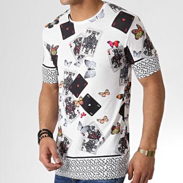 Tee Shirt F572 Blanc