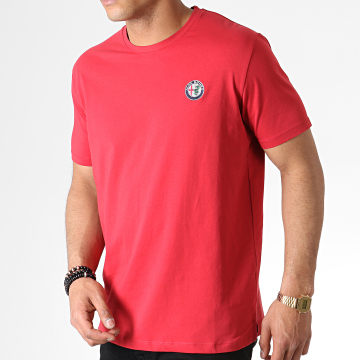 Alfa Romeo Racing - Tee Shirt AFRTSB09 Rouge