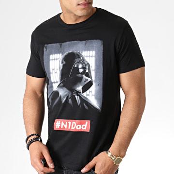 Star Wars - Tee Shirt N1 Dad Noir