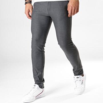 Classic Series - Pantalon 3137 Gris Chiné