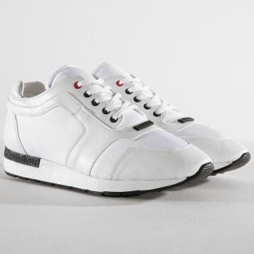 Baskets F54 Blanc