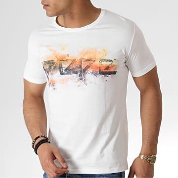 Tee Shirt Melvin Blanc Cassé