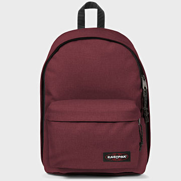 Eastpak - Sac A Dos Out Of Office Bordeaux Chiné