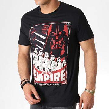 Tee Shirt Join The Empire Noir