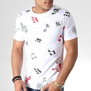 Tee Shirt 134 Blanc