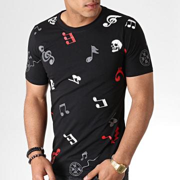 Tee Shirt 134 Noir