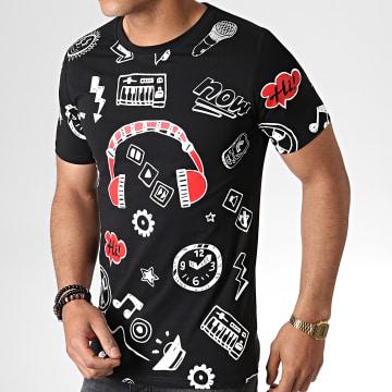 Tee Shirt 133 Noir