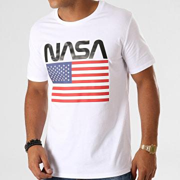 NASA - Tee Shirt Giga Blanc