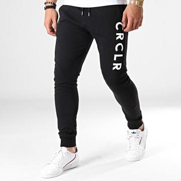 C'est Rien C'est La Rue - Pantalon Jogging Logo Noir