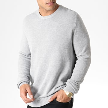 Pull Pic Gris