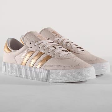 Adidas Originals - Baskets Femme Sambarose EE6743 Orc Tin Grey Footwear White