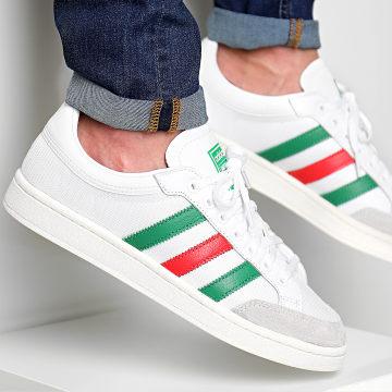 Adidas Originals - Baskets Americana Low EF2509 Footwear White Core White