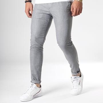 Mackten - Pantalon Chino 28050 Gris