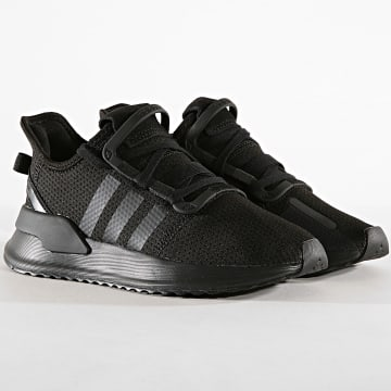 Adidas Originals - Baskets Femme U Path Run G28107 Core Black Footwear White