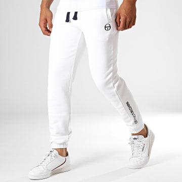 Pantalon Jogging Zeno 37636 Blanc