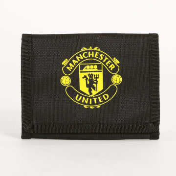 Portefeuille Manchester United DY7691 Noir